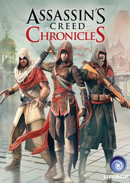 Assassin's Creed Chronicles: Trilogy постер (cover)