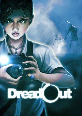 DreadOut постер (cover)