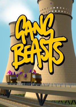 Gang Beasts постер (cover)