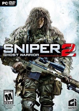Sniper: Ghost Warrior 2 постер (cover)