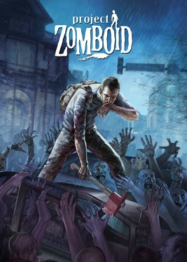Project Zomboid постер (cover)