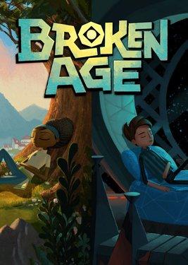 Broken Age постер (cover)