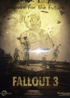 Fallout 3 постер (cover)