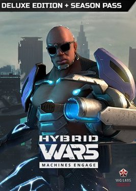 Hybrid Wars - Deluxe Edition + Season Pass постер (cover)
