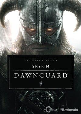 The Elder Scrolls V: Skyrim - Dawnguard постер (cover)