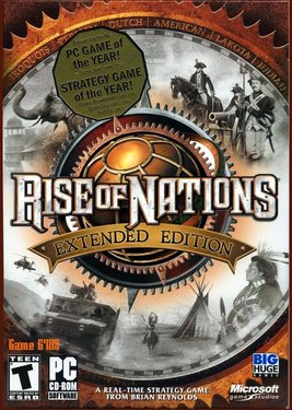 Rise of Nations: Extended Edition постер (cover)
