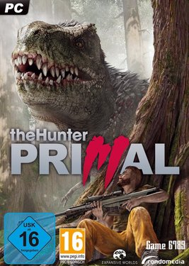 theHunter: Primal постер (cover)