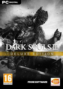 Dark Souls III - Deluxe Edition постер (cover)