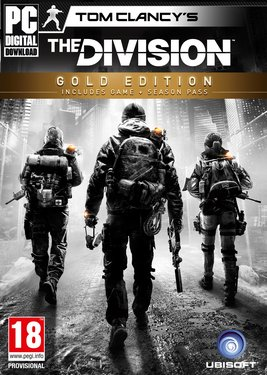 Tom Clancy's The Division: Gold Edition постер (cover)