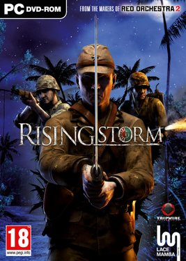 Red Orchestra 2: Rising Storm постер (cover)