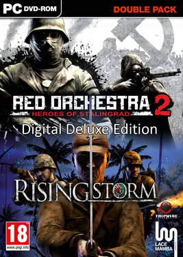 Red Orchestra 2: Heroes of Stalingrad with Rising Storm Digital Deluxe Edition