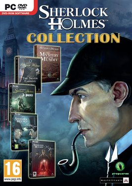 Sherlock Holms Collection постер (cover)