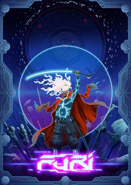 Furi постер (cover)