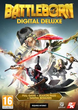 Battleborn: Digital Deluxe
