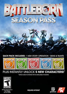 Battleborn: Season Pass