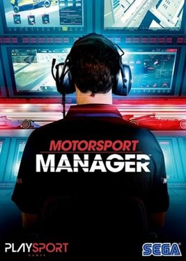 Motorsport Manager постер (cover)