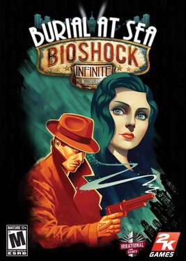 BioShock Infinite: Burial at Sea - Episode 1 постер (cover)