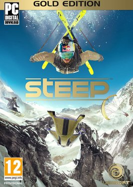 Steep: Gold Edition постер (cover)