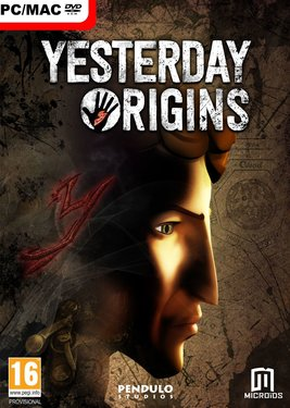 Yesterday Origins постер (cover)