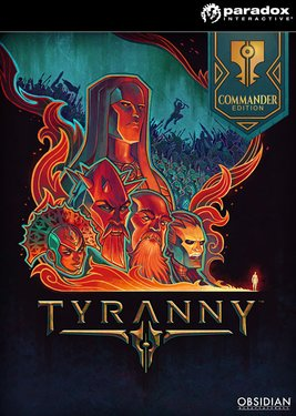 Tyranny: Commander Edition постер (cover)