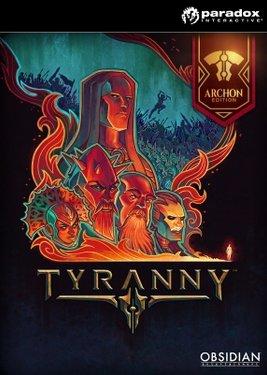 Tyranny: Archon Edition постер (cover)