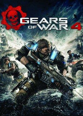 Gears of War 4 постер (cover)