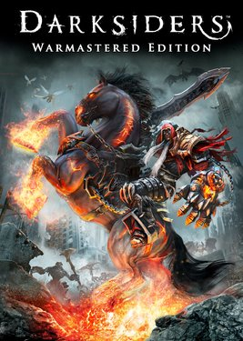 Darksiders – Warmastered Edition постер (cover)