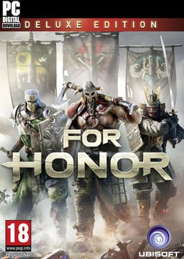 For Honor: Deluxe Edition постер (cover)