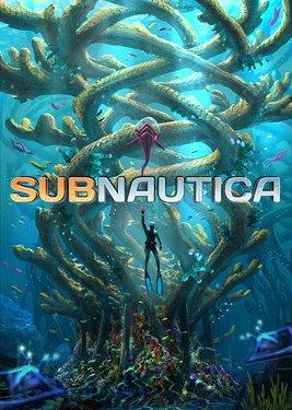 Subnautica постер (cover)