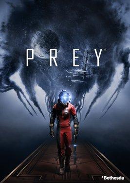 Prey постер (cover)