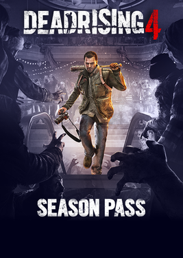 Dead Rising 4: Season Pass постер (cover)