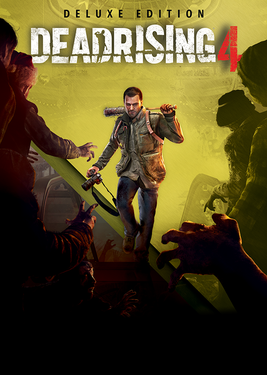 Dead Rising 4: Deluxe Edition