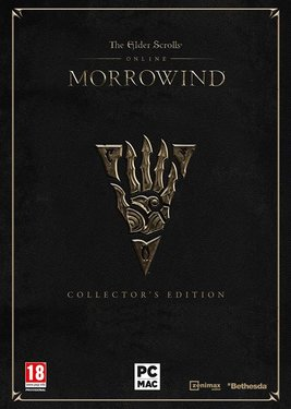 The Elder Scrolls Online: Morrowind – Digital Collector's Edition постер (cover)