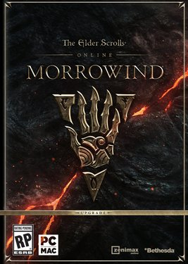 The Elder Scrolls Online: Morrowind Upgrade постер (cover)
