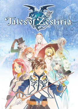 Tales of Zestiria постер (cover)