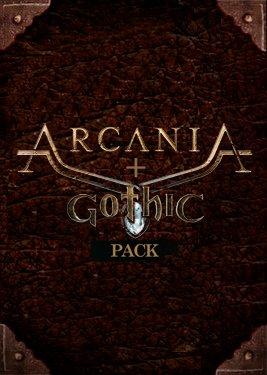 Arcania + Gothic Pack постер (cover)