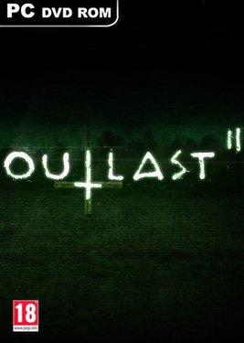 Outlast 2 постер (cover)