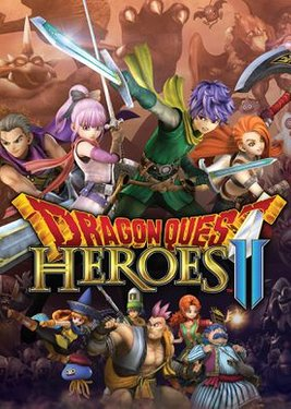 Dragon Quest Heroes II постер (cover)