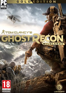 Tom Clancy's Ghost Recon Wildlands - Gold Edition постер (cover)