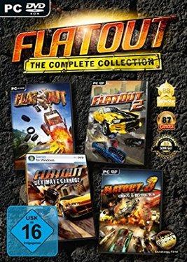Flatout: Complete Pack постер (cover)