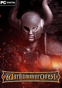 Warhammer Quest постер (cover)