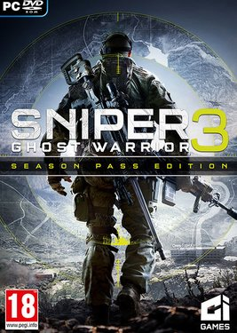Sniper: Ghost Warrior 3 - Season Pass Edition постер (cover)