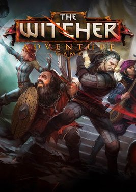 The Witcher Adventure Game постер (cover)
