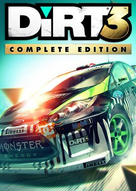 DiRT 3 - Complete Edition постер (cover)