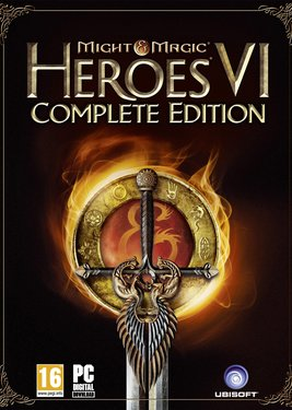 Might and Magic Heroes VI: Complete Edition постер (cover)