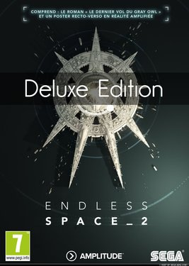 Endless Space 2 - Deluxe Edition постер (cover)