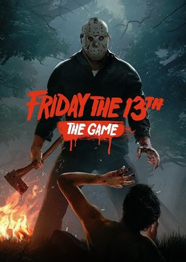 Friday the 13th: The Game постер (cover)