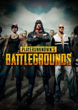 Playerunknown's Battlegrounds постер (cover)