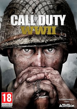 Call of Duty: WWII постер (cover)