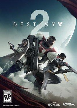 Destiny 2 постер (cover)